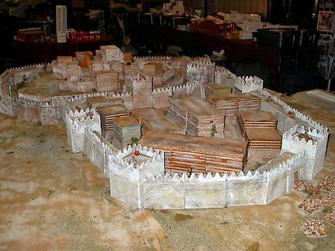 Siege Of Troy - From Siege Of Augusta 2005